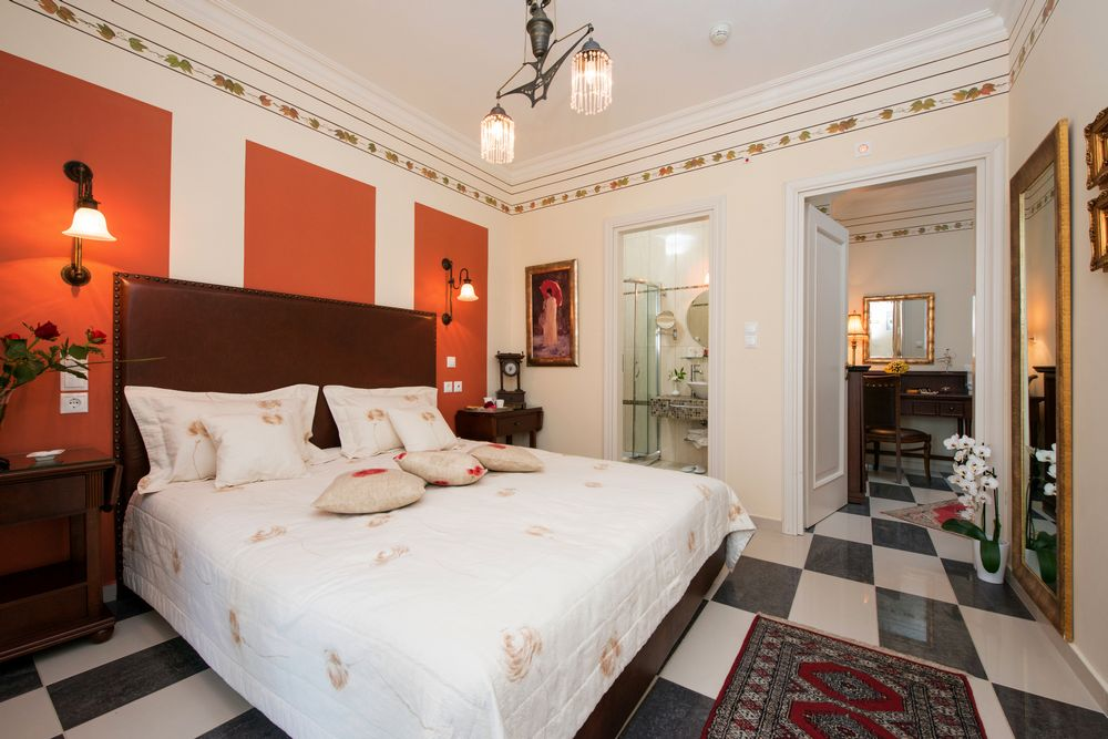 Number  Boutique Hotel Double Room