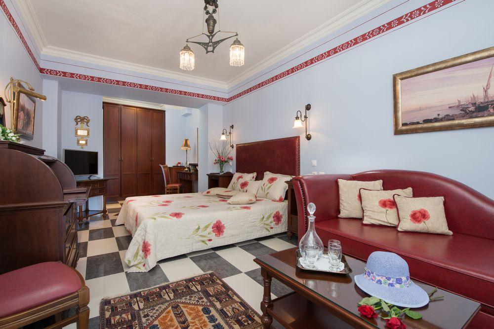 Double Room Enavlion Boutique Hotel Batagianni, Golden Beach, Thassos