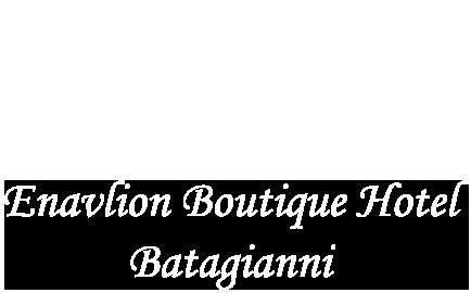 Enavlion Boutique Hotel Batagianni Thassos