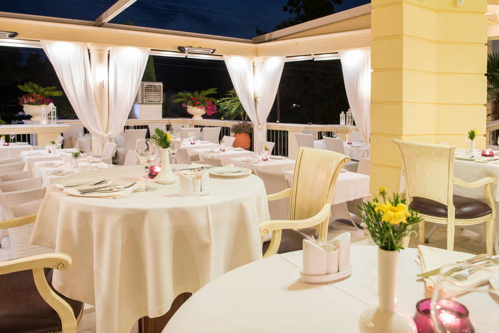 La Terrasse Restaurant Enavlion Boutique Hotel Batagianni Thassos